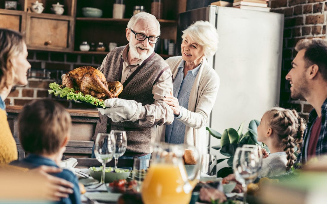 How to Survive Thanksgiving With A Hearing Loss