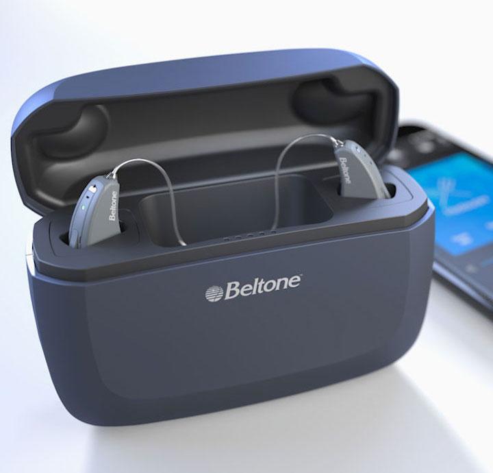 Beltone Amaze Hearing Aids flint